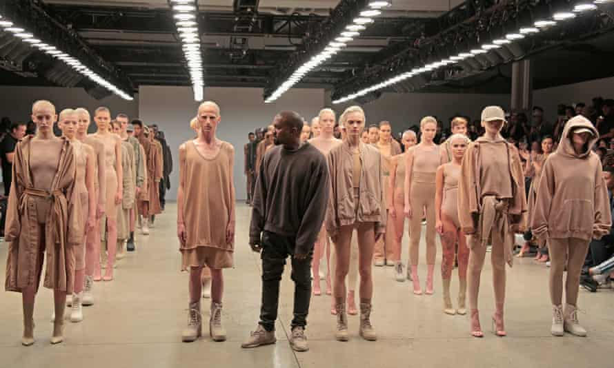 Kanye West's Yeezy season two, New York, September 2016