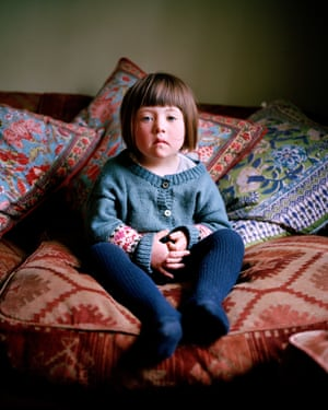 'I no longer see Down's syndrome. I just see Alice' … Sian Davey's best photograph, of her daughter.