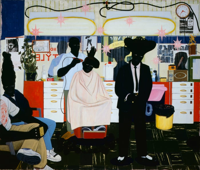 Kerry James Marshall: 'As an artist, everything should be a