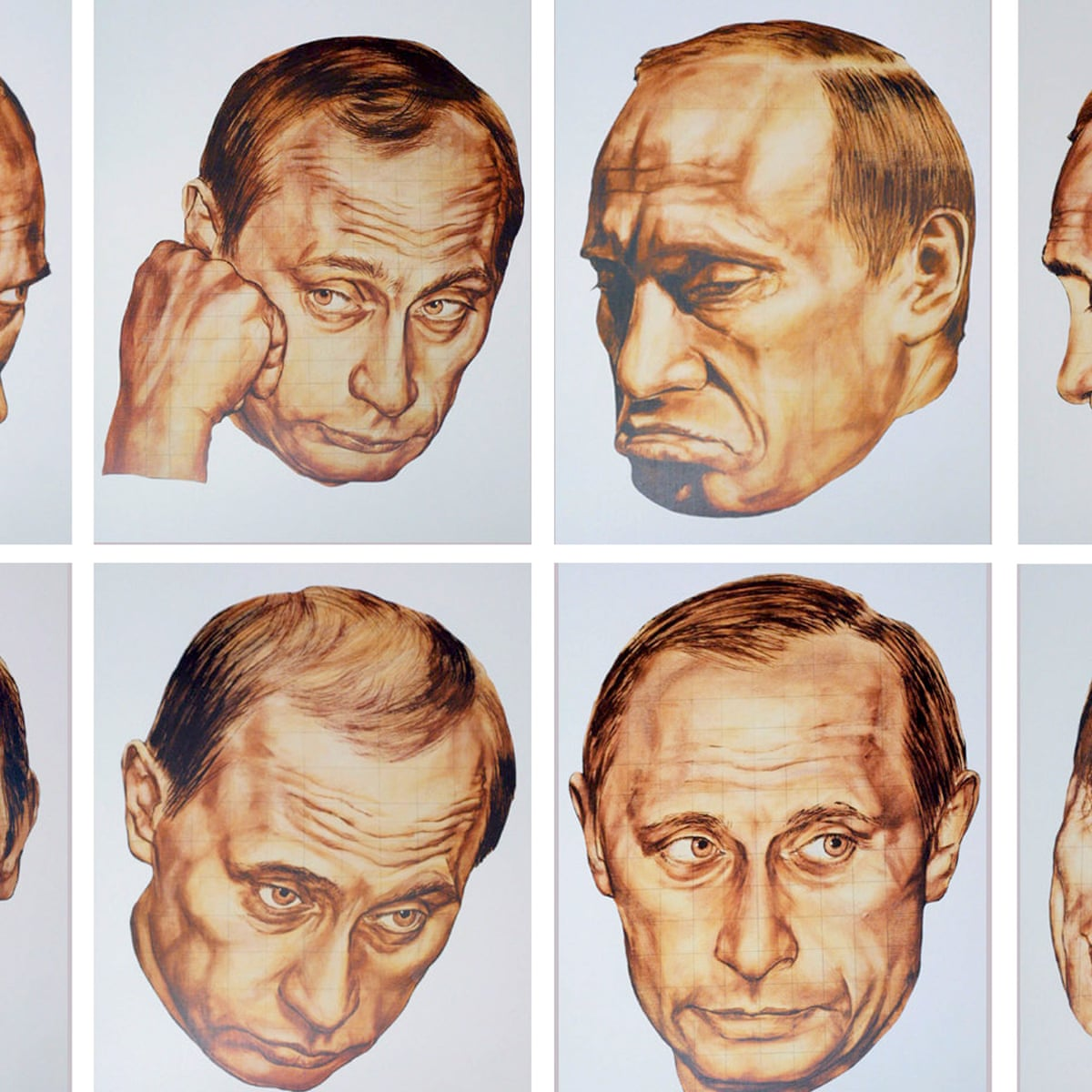 Killer Kleptocrat Genius Spy The Many Myths Of Vladimir Putin Vladimir Putin The Guardian