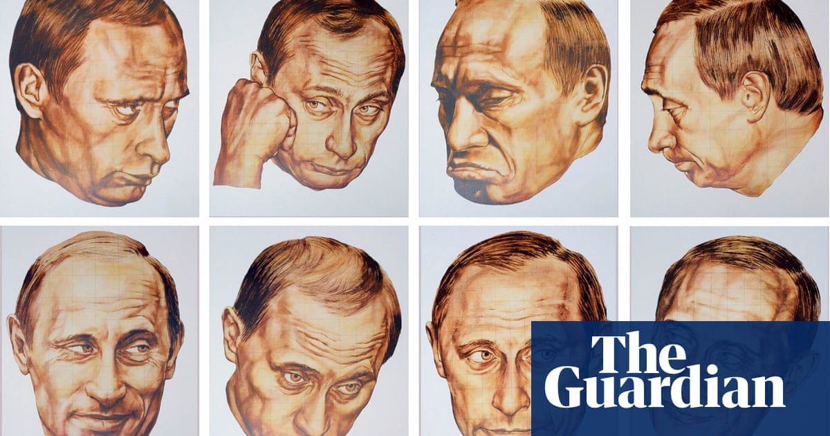 Killer Kleptocrat Genius Spy The Many Myths Of Vladimir Putin Vladimir Putin The Guardian