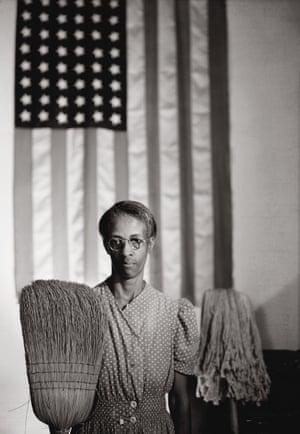 Washington DC Government Charwoman, July 1942