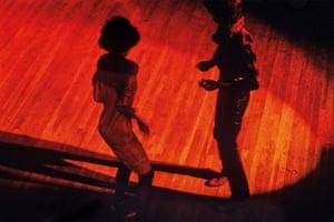 Dancers, Studio 54, 1979