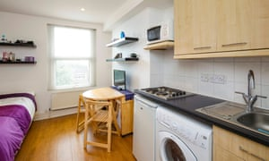 is it worth buying a studio flat or is it better to save for a one