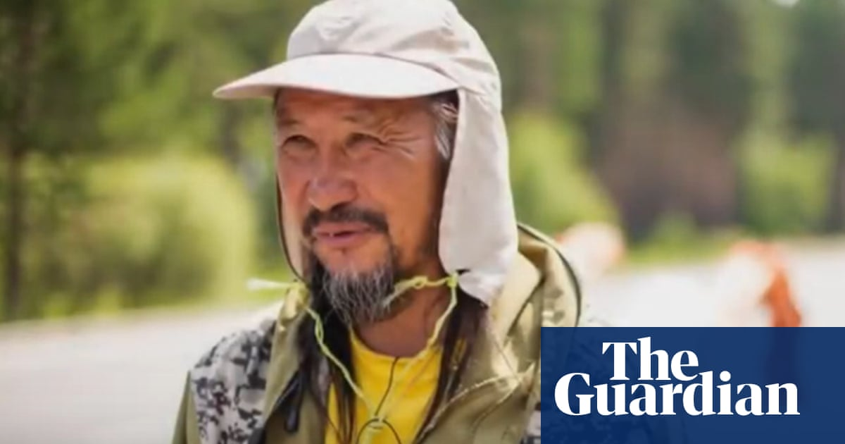 Siberian shaman arrested on trek to exorcise Vladimir Putin