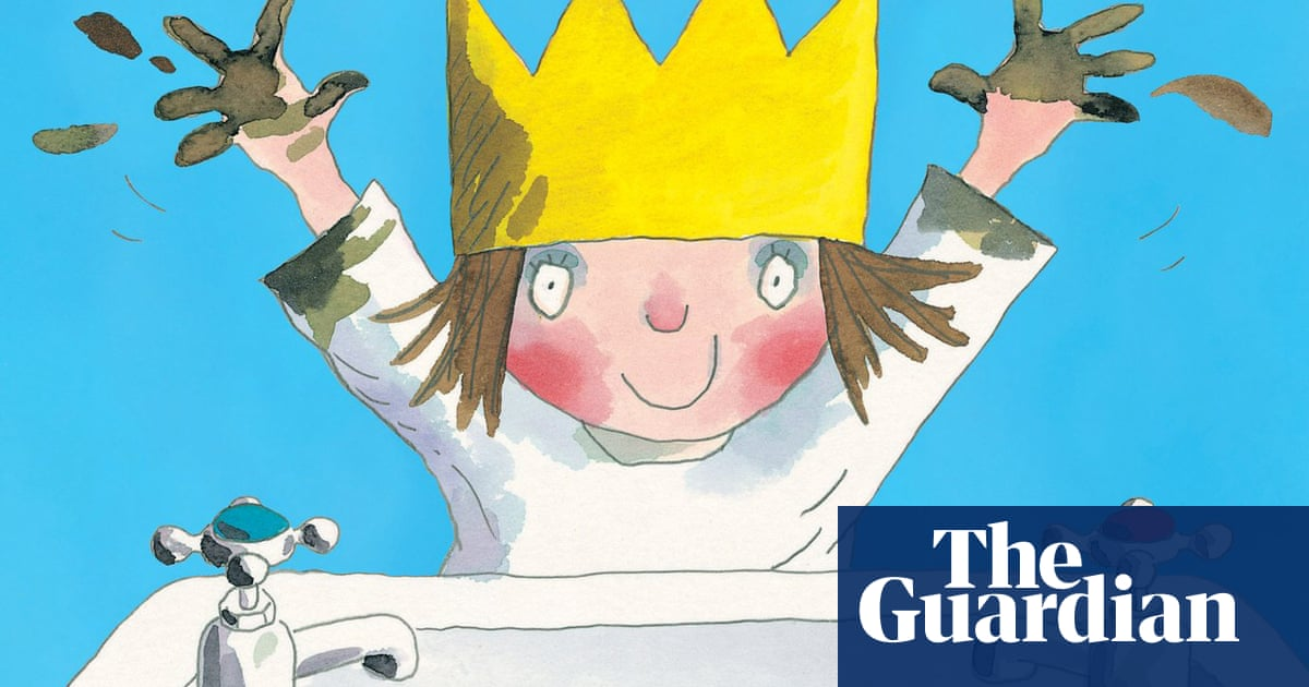 Sales soar 2,000% for Little Princess picture book on handwashing