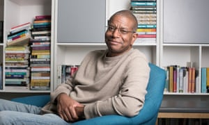 Paul Beatty, the first American writer to win the Man Booker prize.
