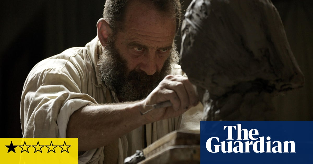 Rodin Review Jacques Doillon Sculpts An Excruciatingly Bad Film