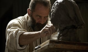 'A less interesting Santa': Vincent Lindon in Rodin