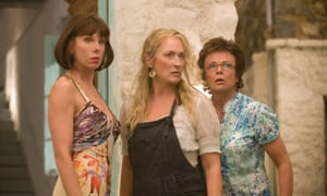 Mamma Mia! grossed more than $600m worldwide.