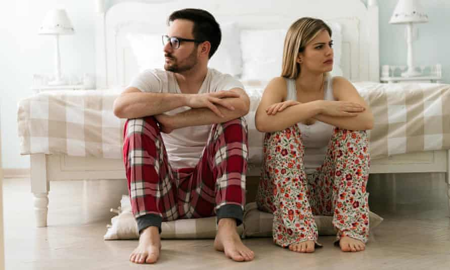 'One of the best things about living with a partner is getting to be unashamedly, unequivocally yourself. I've realized that this applies even with an ex'