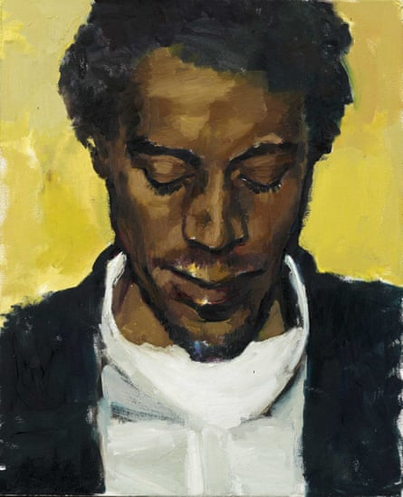 'This is not a portrait' ... Citrine by the Ounce, 2014, by Lynette Yiadom-Boakye.