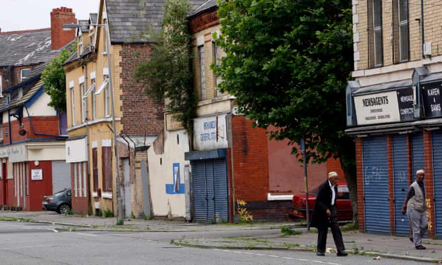 More deprived areas such as Liverpool showed the greatest increase in mental health problems