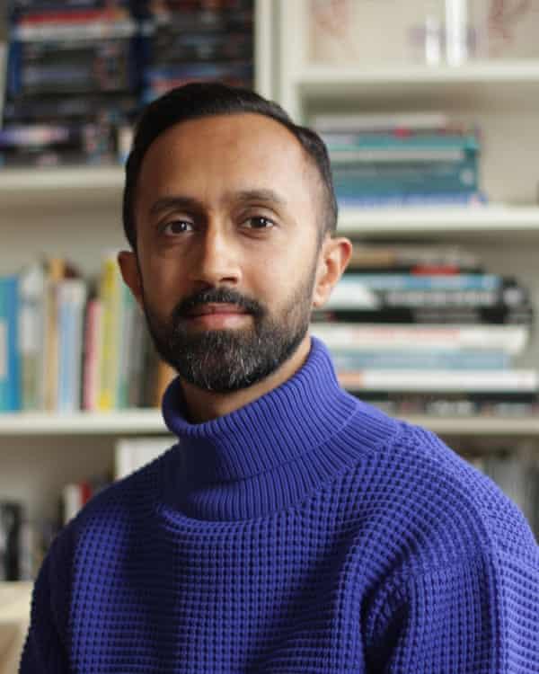 'I'm interested in bridge building' … Hetain Patel.