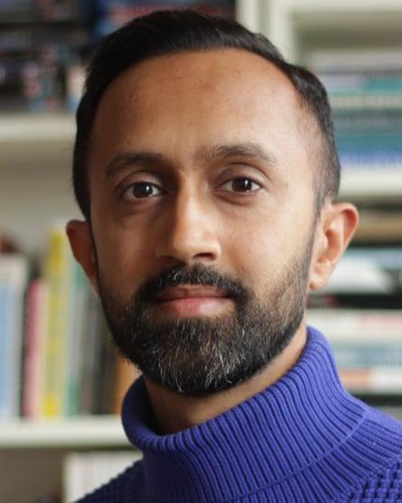 'I'm interested in bridge-building' … Hetain Patel