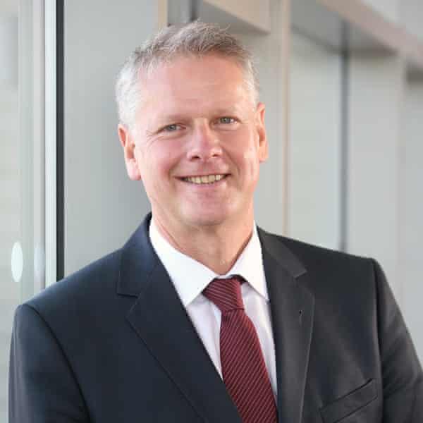 Prof Colin Riordan