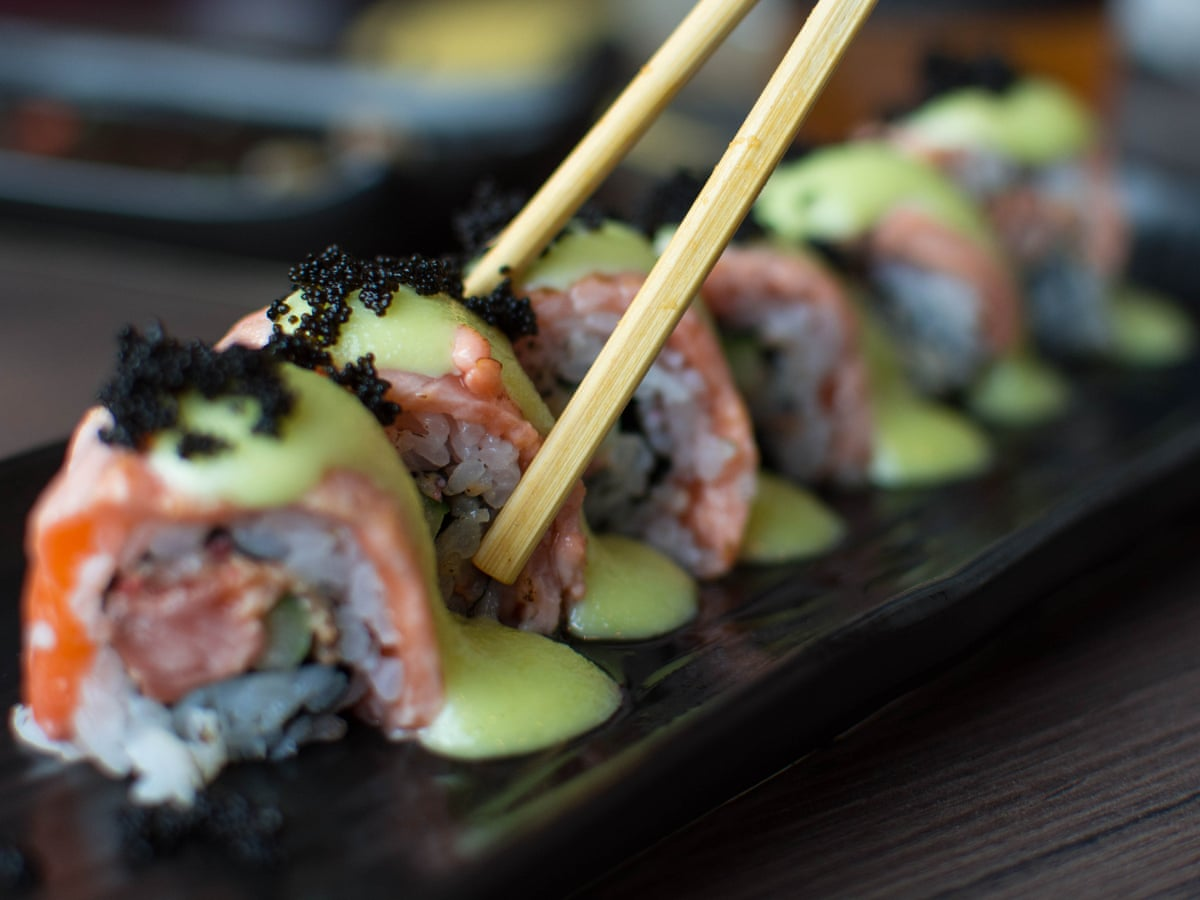 Raw Deal Sushi Loving California Man Discovers 5ft 6in Tapeworm California The Guardian It's made fresh daily by an in store sushi chef. raw deal sushi loving california man