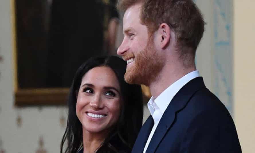 The Duke and Duchess of Sussex said they would use the new social media account to 'share the work that drives us, the causes we support and important announcements'.