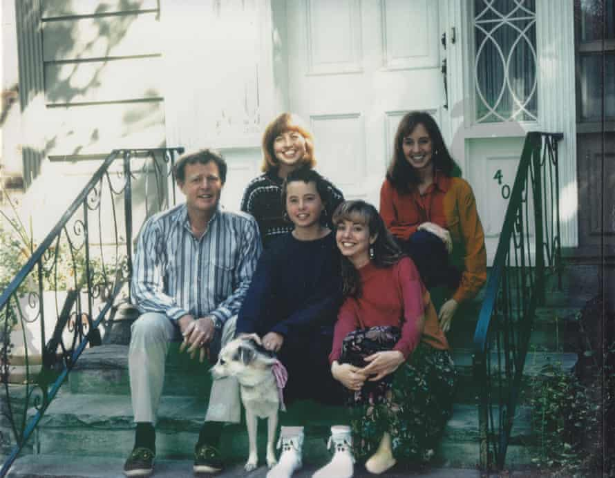 A family snap from about 1989.