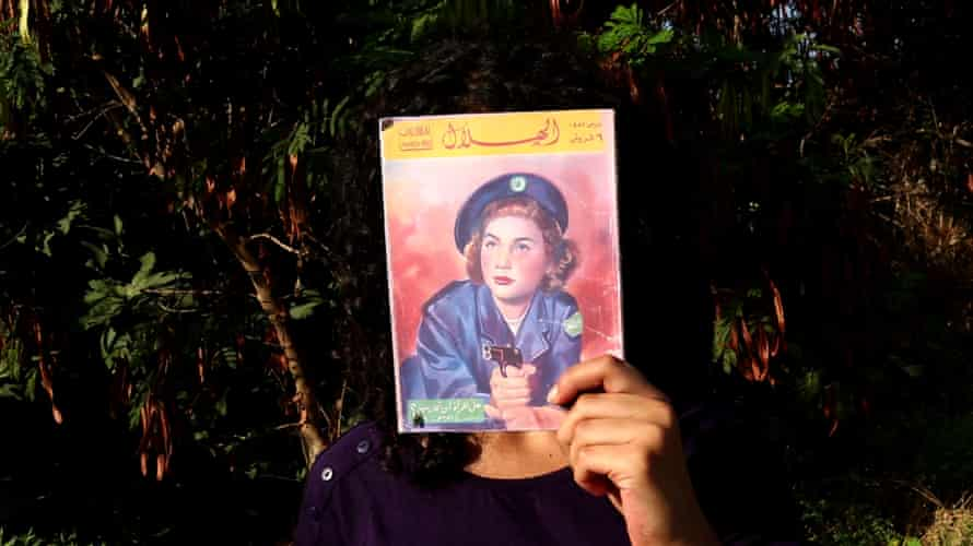 Marwa Arsanios, Have You Ever Killed a Bear? Or Becoming Jamila, 2013-14 (still).