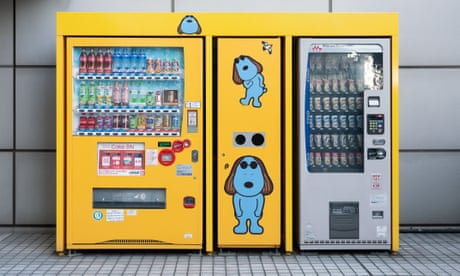 The vending machines of Tokyo – in pictures
