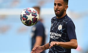 Riyad Mahrez is the latest Manchester City player to be linked with a move to Spain.