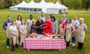 Channel 4's Great British Bake Off production.