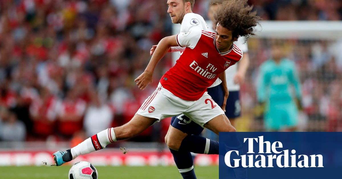 Tottenham's second-half weariness shows Arsenal are now the fitter team | Jonathan Wilson