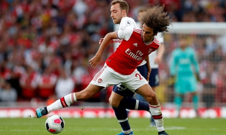 Tottenham's second-half weariness shows Arsenal are now the fitter team
