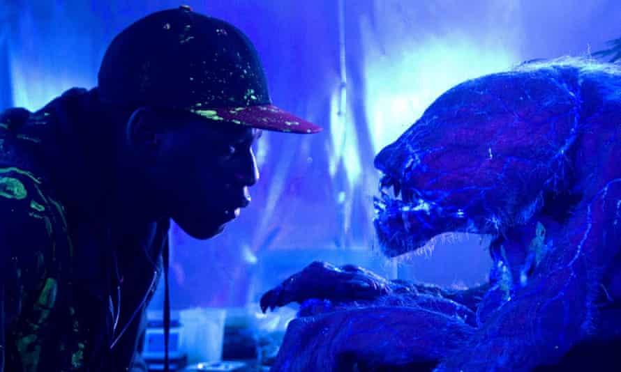 John Boyega in the 2011 film Attack the Block.