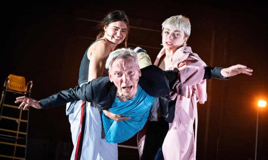 'Overwhelmed by its own sadness': Finetta Oliver-Mikolajska, Shelley Eva Haden and Donald Hutera in Drowntown.