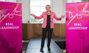 Angela Eagle launches her bid for the Labour leadership. A brick through a window followed…