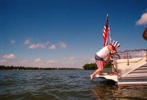 Independence Day | Lake Minnewaska, Minnesota 2016
