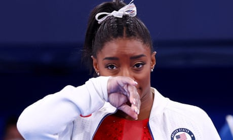 Simone Biles pulls out of Olympics all-around gymnastics final to focus on mental health