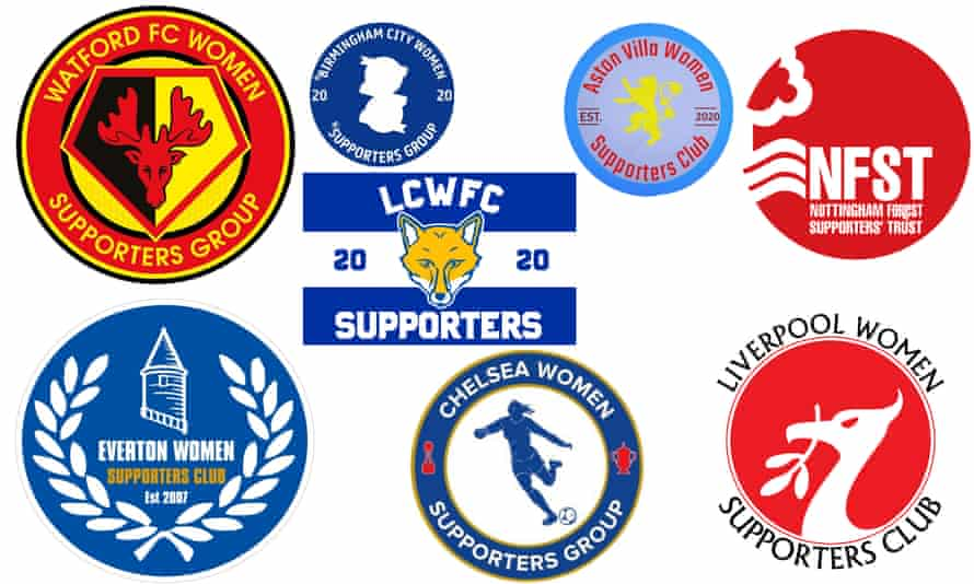 Some of the supporter groups that have signed up as FSA members.