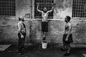 News, story, 1st prize, Valerio Bispuri. Since 2014 Bispuri has visited 18 prisons in Italy for his project.