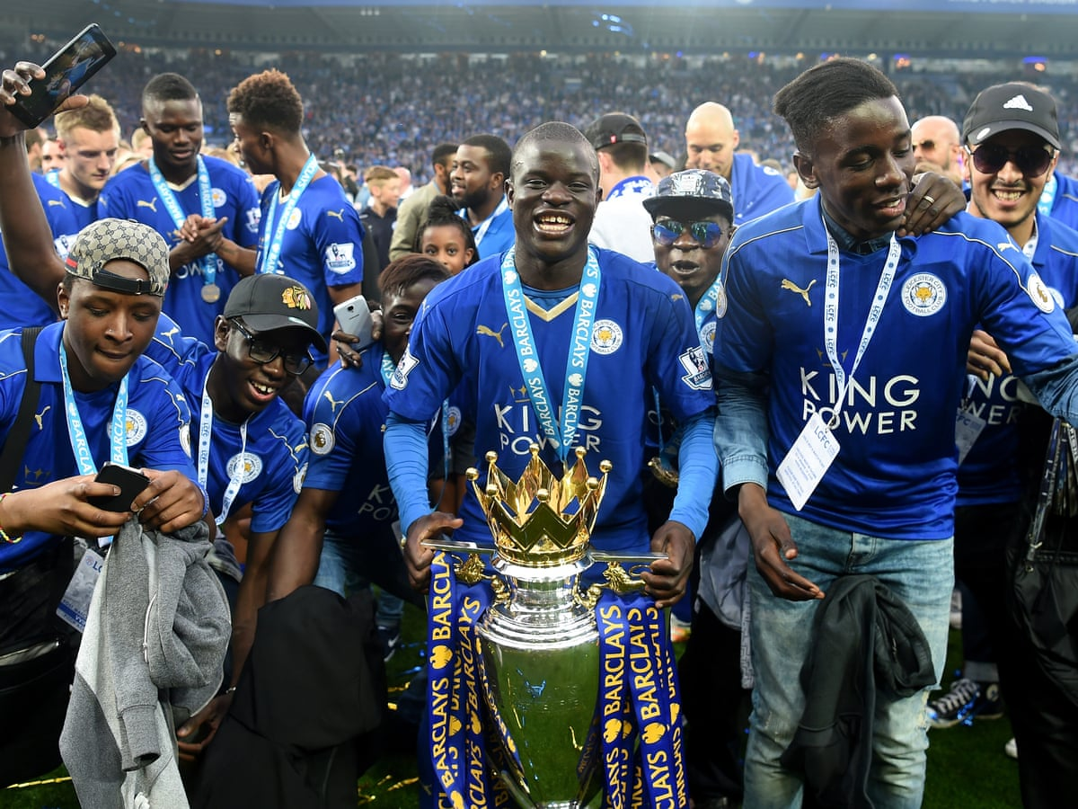 N'Golo Kanté is some player, but his exit is not the only reason for Leicester's fall | Leicester City | The Guardian