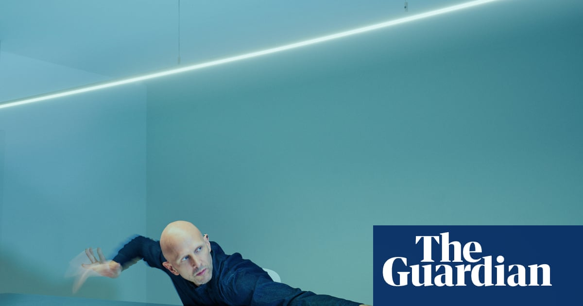 Wayne McGregor: 'Dancers are believing their voices can be heard, and I love that'
