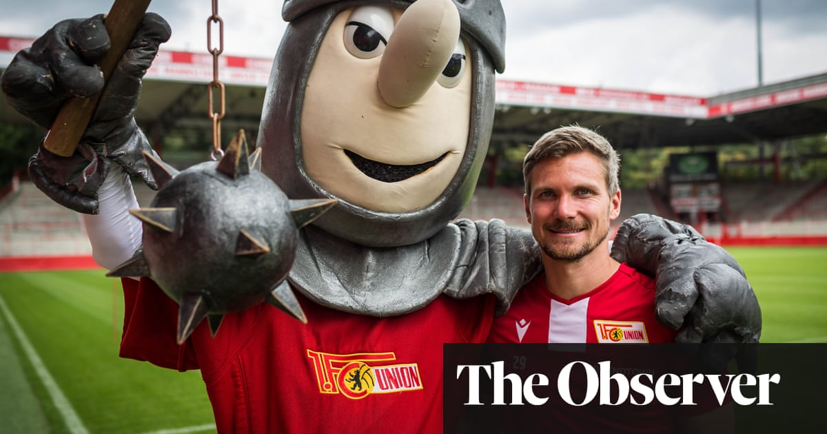 'Things are quite special here': Union Berlin prepare for the Bundesliga