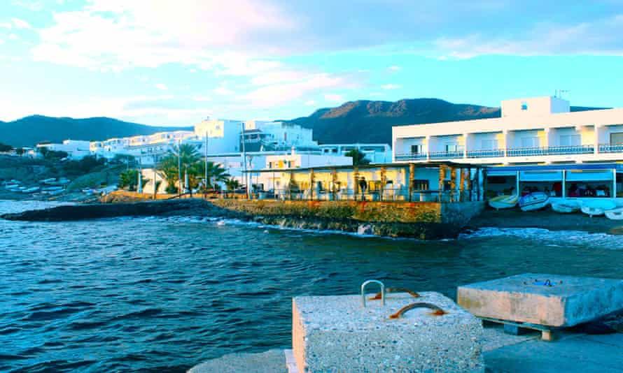 La Isleta de Moro