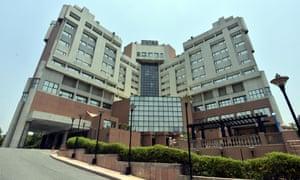 The Suryaa hotel in Delhi.