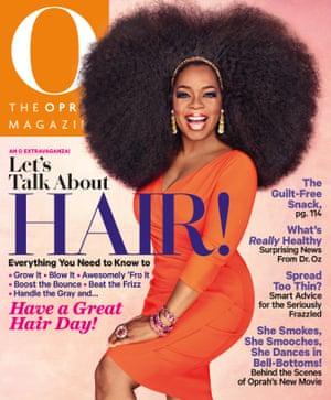 Oprah Mag Sep. 2013