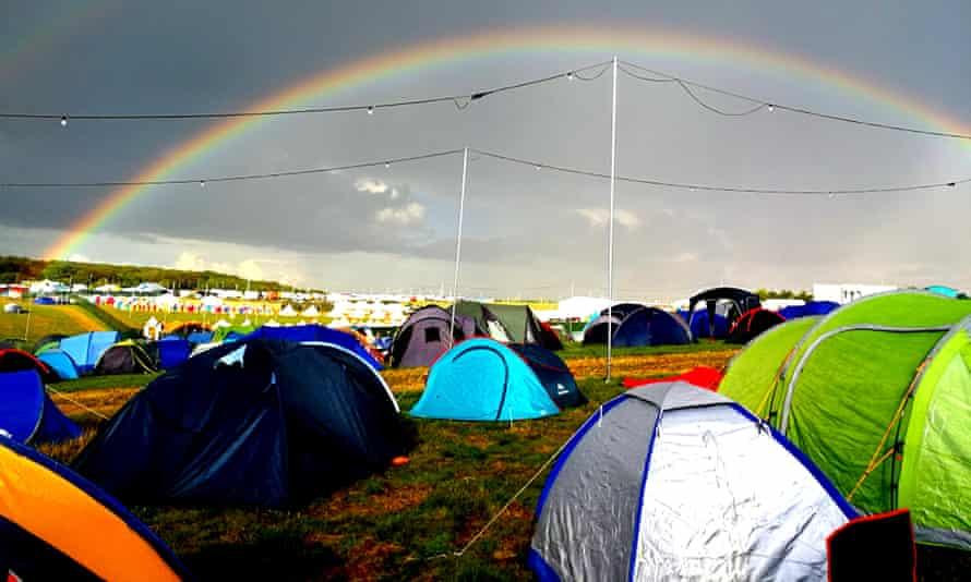 Boomtown festival, seen here in August 2018, is the third in a week to cancel.