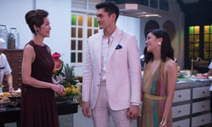 Crazy Rich Asians: a gauzy fantasy.