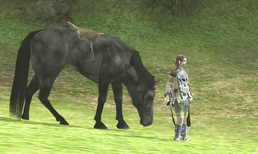With Shadow of the Colossus, Ueda-san was surprised at how invested players were in the relationship between Wander and his horse