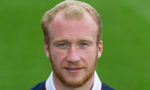 Ross County's Liam Boyce