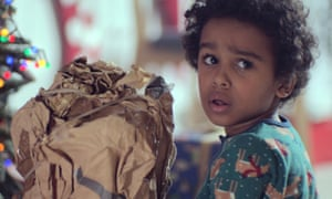 Last year's John Lewis Christmas advert featured a boy with an imaginary monster under his bed.