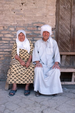 Old couple in Basra