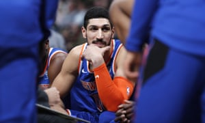 Enes Kanter has described Recep Tayyip Erdoğan as 'the Hitler of our century'.
