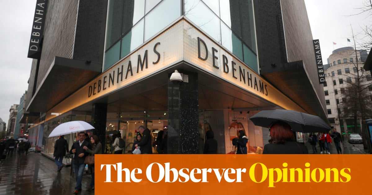 The retail crisis is becoming landlords' problem as demands for rent